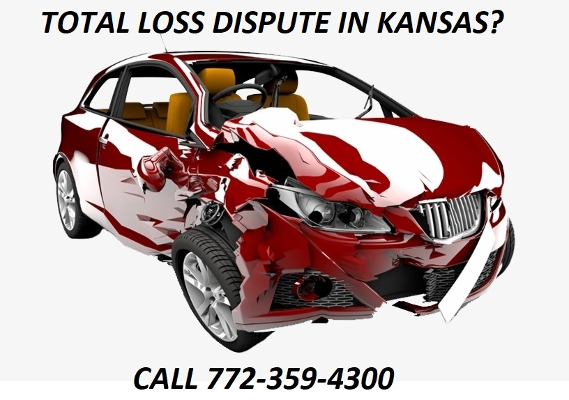 TOTAL LOSS DISPUTE IN KANSAS